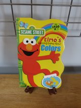 Sesame Street Elmos's Guessing Game About Colors in Sugar Grove, Illinois