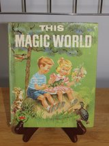 This Magic World~A Wonder Book in Sandwich, Illinois