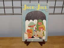 Jack and Jill Magazine~April 1957 in Sandwich, Illinois