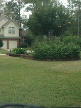 Grass install for a beautiful, green lawn! in Kingwood, Texas