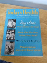 Today's Health Magazine~June 1959~Reduced in Yorkville, Illinois