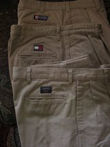 Men's Pants Hilfiger, Nautica, Chaps in Bolingbrook, Illinois
