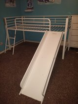 KIDS BED WITH SLIDE in Bolingbrook, Illinois