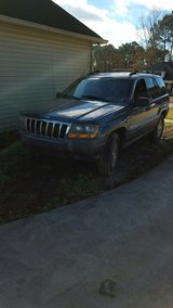 01 2WD Jeep Grand Cherokee  (trade only) in Macon, Georgia