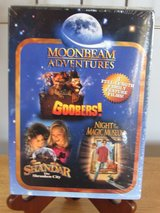 DVD Moonbeam Adventures~3 Full-Length Movies in Sugar Grove, Illinois