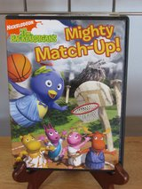"DVD ""Mighty Match-Up"" the Backyardigans in Sugar Grove, Illinois"