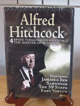 DVD Alfred Hitchcock 4 Movie Set in Sugar Grove, Illinois