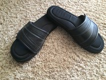 Mens Black Sandals-Size 12-GUC in Naperville, Illinois