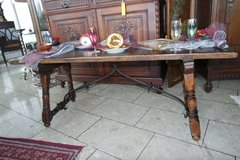 rustic coffee table in Spangdahlem, Germany