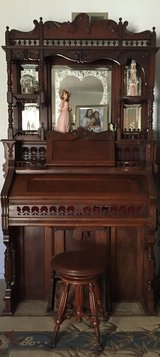 1880s Reed Organ lakeside by Chicago USA in Vista, California