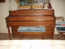 Upright Piano in Yucca Valley, California