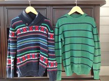 Boys GAP Clothes Size 10: Sweaters / Button Down Shirt - Like New! in Glendale Heights, Illinois
