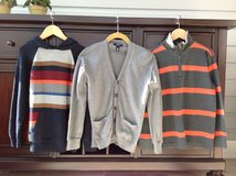 Boys Sweaters Size 8 - Gap and Gymboree in Glendale Heights, Illinois
