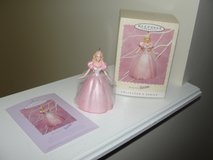 "HALLMARK SPRING TIME BARBIE"" CHRISTMAS ORNAMENT 1996 in Camp Lejeune, North Carolina"