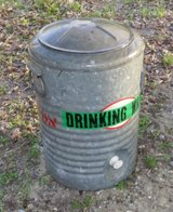 Drinking can in Houston, Texas