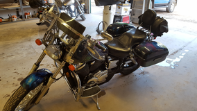 07 Honda Shadow 750 Spirit, Loaded in Alamogordo, New Mexico