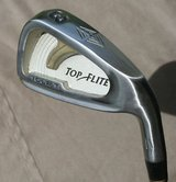 TOP FLITE TOUR Ti Irons, Graphite Shafts, 3-SW in Travis AFB, California