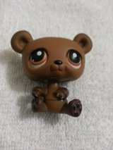 NEW Littlest Pet Shop Bear-Retired #396 in Camp Lejeune, North Carolina
