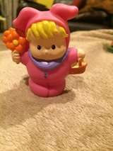 Collectible Fisher Price Easter Bunny Little People figure in Morris, Illinois