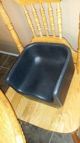 Heavy duty plastic booster chair in Vacaville, California