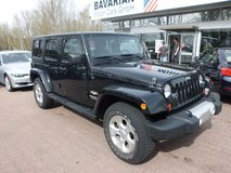 2013 Jeep Wrangler Unlimited Sahara in Aviano, IT
