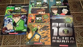 Ben 10 Books in Ramstein, Germany
