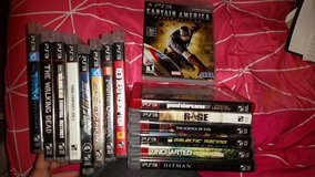 PS3 VIDEO GAMES in Bolingbrook, Illinois