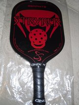 NEW GRAPHITE PICKLEBALL PADDLE--ONIX SPORTS STRYKER in Beaufort, South Carolina