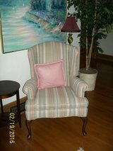 Wingback Chair in Quad Cities, Iowa