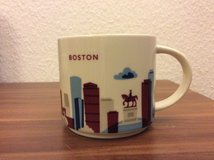Starbucks Boston Coffee Mug You Are Here Collection in Ramstein, Germany