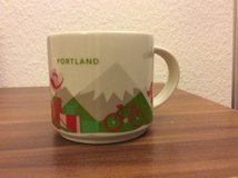 Starbucks Portland Coffee Mug You Are Here Collection in Ramstein, Germany