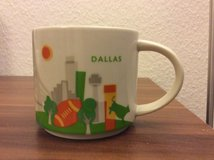 Starbucks Dallas Coffee Mug You Are Here Collection in Ramstein, Germany