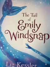 The tail of Emily windsnap in Naperville, Illinois