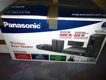 Panasonic Wireless Home Theater Set Dual Voltage in Ramstein, Germany
