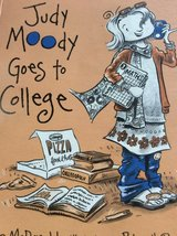 Judy Moody goes to collage in Naperville, Illinois