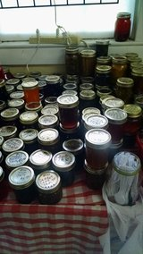Homeade jams,jellies;pepper jelly,pickled quail or chicken eggs,fudge,fruit breads and more in DeRidder, Louisiana