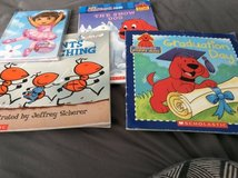 3 books and a new Dora diary in Chicago, Illinois