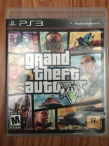 Grand Theft Auto V PS3 PlayStation 3 in Chicago, Illinois