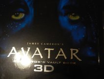 Avatar 3D book with glasses and cards(new). in Conroe, Texas