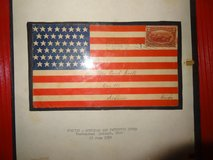 Spanish American War Patriotic Cover in Tomball, Texas