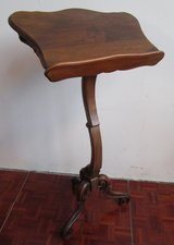 Late 1800s Antique Solid Wood Podium in Ramstein, Germany