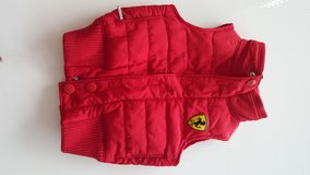 Original Ferrari Kids Jacket in Baumholder, GE