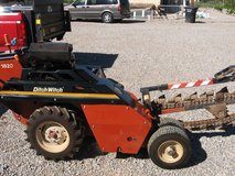 2005 ditch witch 1820 trencher low hours in Alamogordo, New Mexico