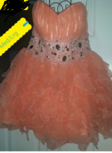 short melon  dress in Pearland, Texas