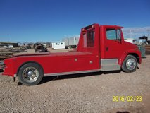 Freightliner Toy Hauler/Hot Shot Truck with 5.9 Ltr Cummins Engine in Alamogordo, New Mexico