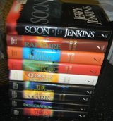 9 Tim Lahaye Jerry Jenkins Hardcover Book Lot Left Behind Series 1 Signed in Kingwood, Texas