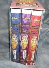 Disney Sing Along Songs VHS Box Set Collection of ALL-TIME FAVORITES in Kingwood, Texas