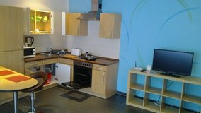 Temporary Lodging, apartment with kitchen for rent, daily rate from Euro 100.- up to Euro 120.- in Grafenwoehr, GE