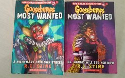 Goosebumps Most Wanted in Conroe, Texas