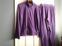 Track Jacket & Pants - Purple in Eglin AFB, Florida